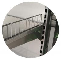 Store Supermarket Shelf Display , Metal Display Stand Heavy Duty Style Manufactures