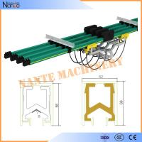 Industrial Insulated Conductor Bar Overhead / Bridge Crane Busbar System Manufactures