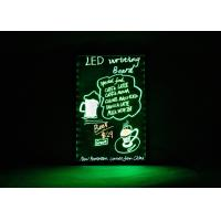 Message Drawing Painting LED Sign Board For Children Holiday Celebration Gift Manufactures