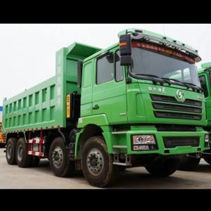 Buy cheap heavy duty low price Shacman 6*4 8*4 dump trucks F3000 Shacman truck from wholesalers