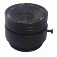 Wireless HD Cctv Camera 6mm Lens,  F1:1.4 3Mp 1/2.5 Wide Angle Lens Security Camera Manufactures