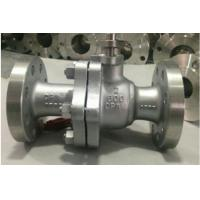 China ISO 15848 Cast Steel FB Full Bore Ball Valve Spiral Wound Gasket Metal To Metal on sale