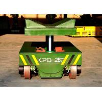 V - Deck Groove Hydraulic Lifting Transfer Cart Aluminium Coil Transfer Trolley Manufactures
