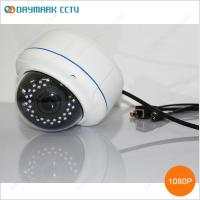Outdoor waterproof infrared night vision cctv dome camera Manufactures