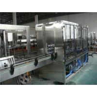 China Single Head Mineral Water Filling Machine Fully Automatic For Milk / Sport Drinks on sale