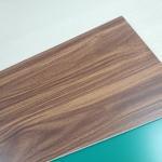 Wooden Wood Granite Aluminium Decorative Composite Panels , Alu Composite Panel Marble Look Manufactures