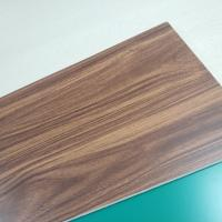 Wooden Wood Granite Aluminium Decorative Composite Panels , Alu Composite Panel Marble Look Manufactures