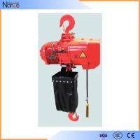 Lifting Electric Chain Hoist / Hoist Lift with Electric Trolley Manufactures