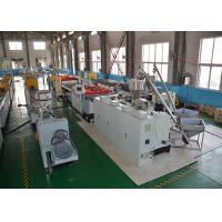 Automatic Plastic Plate Making Machine Foam Plate Machine 125kw Power Double Screw Manufactures