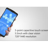 China Quad-core 1.5Ghz UHF RFID Android Handheld Scanner with Bluetooth FDD TDD WCDMA GSM GPS on sale