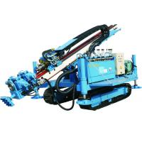 Quality Great Torque Portable Drilling Rigs , Crawler Drilling Machines for sale