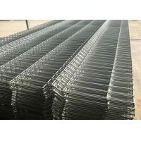 Electric Galvanized Welded Wire Fence Solid Solder Joint Excellent Stability Manufactures