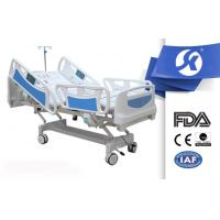 Multi - Function Adjustable Medical Electric ICU Bed For Hospital Room Manufactures