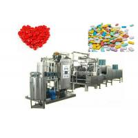 Custom Gumball Candy Manufacturing Machine With LED Touch Panel  CE Certificate Manufactures