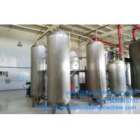 Buy cheap 2018 new Glucose syrup preparation tank/ glucose syrup production line for sale high quality good price from wholesalers