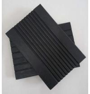 Quality Black Wooden Deck Carbonized Strand Bamboo Flooring 1220 Kg/M³ Density for sale