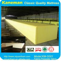 China high density foam and memory foam on sale
