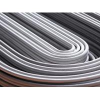 Galvanized Non-Alloy Steel U Bend Pipe Seamless Steel Tube For Heat Exchanger Manufactures