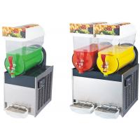 China Commercial Refrigeration Equipment Slush Machine Counter Top Type 12L or 15L on sale