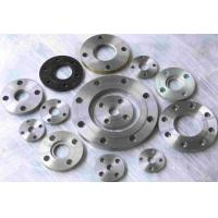 Gear Carbon Steel Forged Steel Flanges /  Welding Neck Flanges For Metallurgy Manufactures