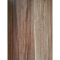 Fadeless Wood Grain Decorative Paper , High Glossy Melamine Impregnated Paper Manufactures