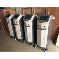 China 808/755/1064nm diode laser three wavelength permanent painless hair removal machine factory price on sale