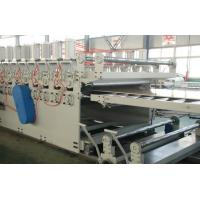 WPC / PVC Furniture Foam Board Plastic Extrusion Line With 3mm - 30mm Thickness Manufactures