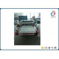 Fusing Dual Station Automatic Heat Press Machine For Garment Fabric Manufactures