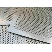 Annealing Annealing Aluminum Sheet Silver Color Staggered Cavities 3003 H14 Manufactures