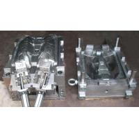 Custom injection molding plastic parts auto parts mould with Hardness of steel Manufactures