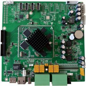 Unique 16 Channel DVR PCB Board Mobile Digital Video Recorder Manufactures