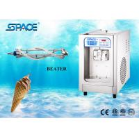 Commercial Ice Cream Making Machine , Table Top Ice Cream Maker Single Flavor Manufactures