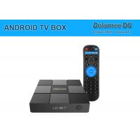 DOLAMEE D6 S905X Quad core Android6.0 TV Box 1G/2GB Ram 8GB Rom Manufactures
