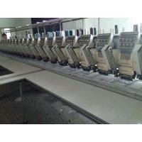 Multipurpose Second Hand Barudan Embroidery Machine High Speed 300X750 Size Manufactures