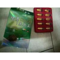 China 100% Natural Chongcaolubianwang Herbal Sex Pills For Male Enhancement on sale
