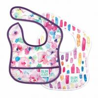 Washable Comfortable Baby Apron Bib For Infant Stain And Odor Resistant Manufactures