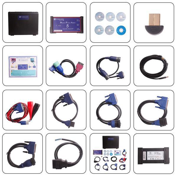 apa5 truck scanner package list