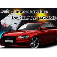 China HD Backup Camera Reversing Camera Interface for AUDI A6 support  Moving Parking Guideline , Mirrorlink Optional on sale