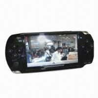 MP4 Player with 4.3 Inches TFT Display, Supports FM Recording Function  Manufactures