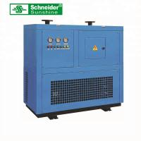 China Corrosion Resistance Refrigerated Compressed Air Dryer , Refrigerant Type Air Dryer on sale