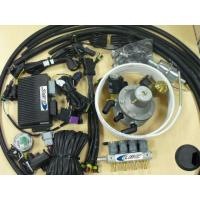 China Full set 4cyl LPG Sequential Injection System Conversion Kits for automobile on sale