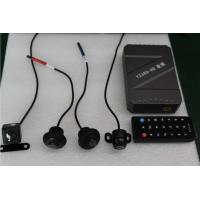 HD PAL / NTSC Auto 360 bird view parking systen for cars, around view monitoring Manufactures