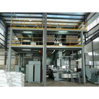Automatic pp spunbond non woven fabric making machine high output and low power consumption Manufactures
