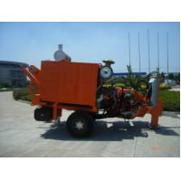 China Cable Tensioners SA-YQ250 250KN Hydraulic Puller Tensioner for Four Bundled Conductor on sale