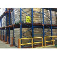 China Durable Warehouse Pallet Drive In Pallet Racking Economical Storage Solution on sale