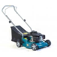 China Hand Push gasoline Lawn Mowers , Grass Mowing Machine 99cc Safe 2800rpm Rated Speed on sale