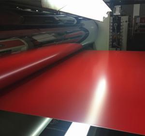 China PE Coated Aluminium Sandwich Panel Cladding 1220mm*2440mm Non - Resonant on sale