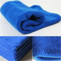 100% Polyester Microfiber Towel Manufactures