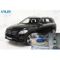 BENZ ML Car Parking Cameras System Hd Around View Monitor Waterproof IP67, HD Cameras Manufactures