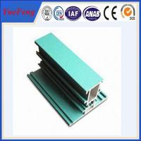 Hot! high-quality aluminum extrusion profiles for windows and doors manufacturer Manufactures